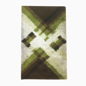 Dutch Modernist Rya Rug from Desso, 1970s