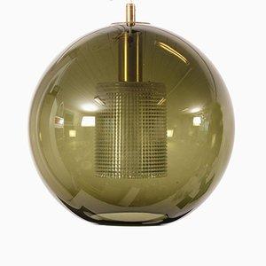 Lampada a sospensione RD1405 di Carl Fagerlund per Orrefors, anni '50