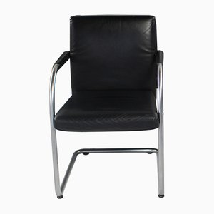 Vintage Leather Chair by Antonio Citterio for Vitra, 2000