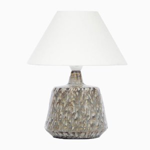 Mid-Century Modern Small Ceramic Lamp by Gunnar Nylund for Rörstrand
