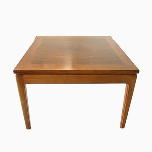 Mid-Century Danish Oak Side Table from CSK