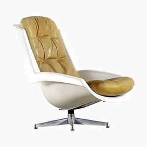 Alpha Lounge Chair von Paul Tuttle für Strässle, 1970er