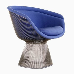 Polsterstuhl von Warren Platner für Knoll International, 1966