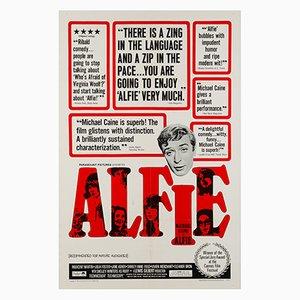 Alfie Film Poster, 1966
