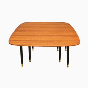 Mid-Century Tola Extendable Dining Table in Teak from G-Plan