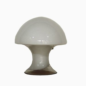 Mushroom-Shaped Murano Glass Lamp by Gino Vistosi, 1960s