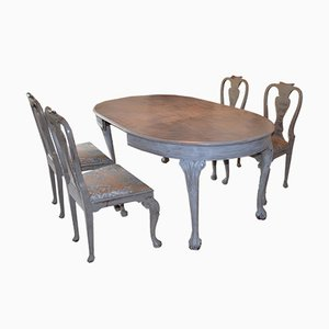 Set de Mobilier de Salon Antique