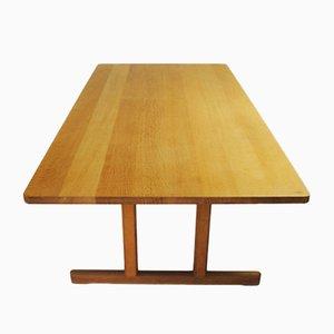 Table de Salle à Manger Modèle 6286 par Børge Mogensen pour Fredericia, 1964