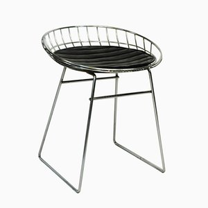 Model KM05 Stool by Cees Braakman for Pastoe, 1950s