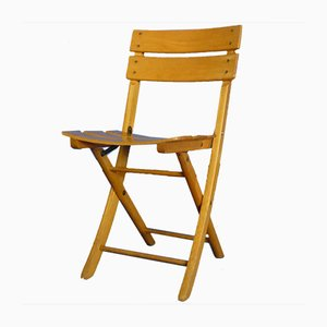 Childrens Foldable Chair from Herlag, 1940s