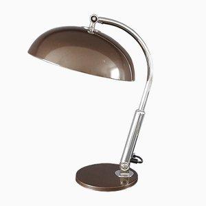 Lámpara de escritorio vintage de H. Busquet para Hala