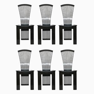 Chairs from Pietro Costantini, 1980s, Set of 6