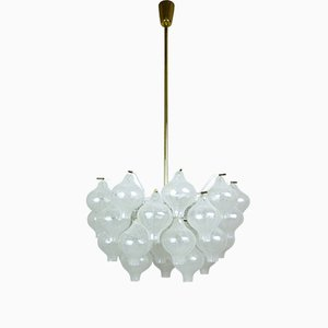 Tulipan Chandelier by J.T. Kalmar for Franken KG, 1960s
