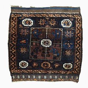 Tapis Bagface Baluch Afghan Antique Fait à la Main, 1900s