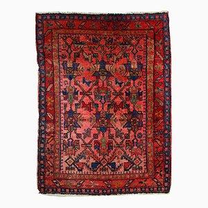 Handgearbeiteter nahöstlicher Malayer Teppich, 1920er
