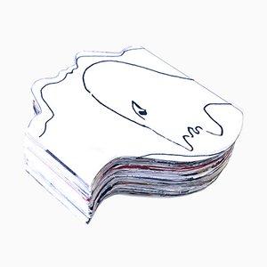 Scultura Paperman di Gianni Veneziano & Luciana Di Virgilio, 2010