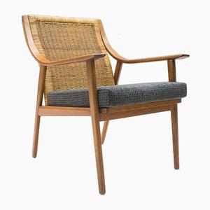 Mid-Century Scandinavian Easy Chair, 1950s