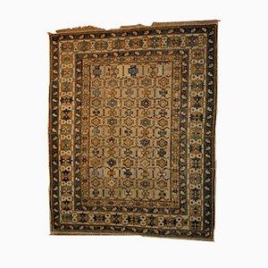 Antique Handmade Caucasian Shivran Rug, 1890s