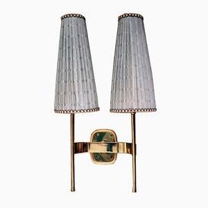 Lámpara de pared vintage de J.T. Kalmar