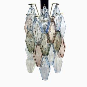 Wandlampe von Carlo Scarpa für Venini, 1950er