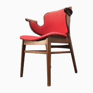 Vintage Armchair No. 163 by Hans Olsen for Bramin, 1950s