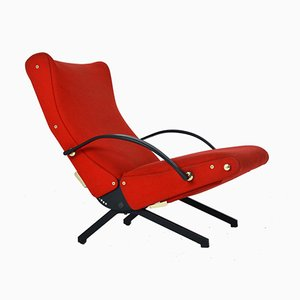 P40 Lounge Chair by Osvaldo Borsani for Tecno, 1960s