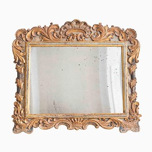 18th-Century Baroque Mirror