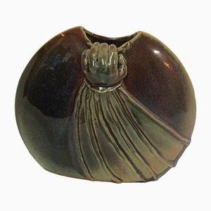 Vase Vintage en Céramique par Alexandre Kostanda