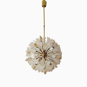 Lampe à Suspension Dandelion par Emil Stejnar pour Rupert Nikoll, 1955