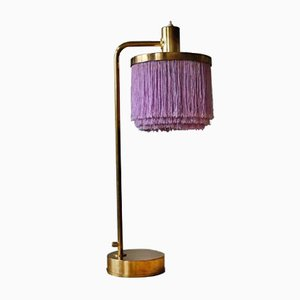 Vintage B-140 Brass Table Lamp by Hans-Agne Jakobsson