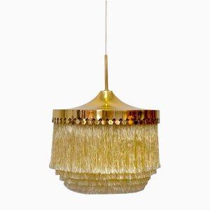 T601/M Ceiling Lamp by Hans-Agne Jakobsson, 1960s