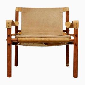 Sirocco Safari Sessel von Arne Norell, 1960er