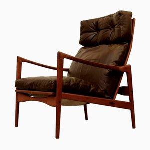 Örenäs Sessel mit Hoher Rückenlahne von Ib Kofod Larsen für OPE, 1960er