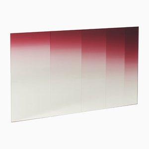 Espejo Glimpses horizontal de Germans Ermičs para Editions Milano, 2017