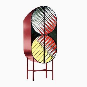 Mueble de Patricia Urquiola & Federico Pepe para Editions Milano, 2016