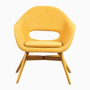 Chaise Vintage par Miroslav Navrátil pour Cesky Nabytek