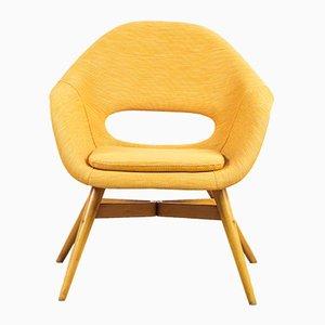 Vintage Chair by Miroslav Navratil for Cesky Nabytek, 1960s
