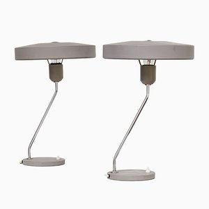 Table Lamps by Louis Kalff for Philips, 1960s, Set of 2