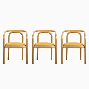 Chairs from TON, 1970s, Set of 3