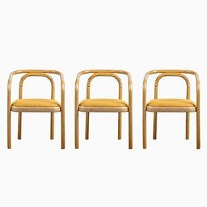 Stühle von TON, 1970er, 3er Set