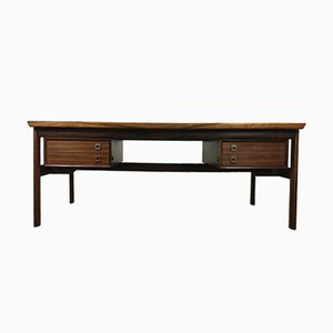Writing Desk in Rosewood by Arne Vodder for Sibast, 1960s