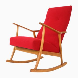 Vintage German Rocking Chair, 1960s