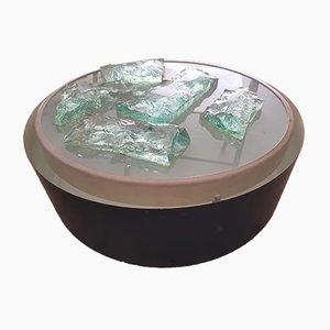 Lampada a incasso vintage con blocchi di ghiaccio di Raak