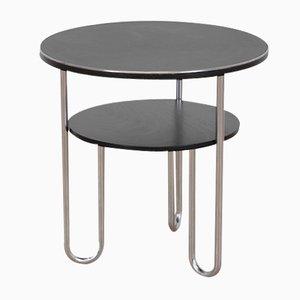 Vintage Tisch mit Schlaufen-Tischbeinen von Bigla