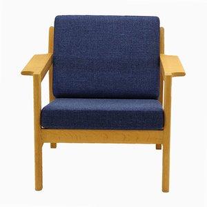 Vintage Modell 216 Sessel von Børge Mogensen für Fredericia