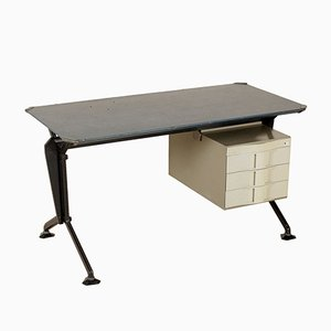 Vintage Italian Desk by BBPR for Olivetti