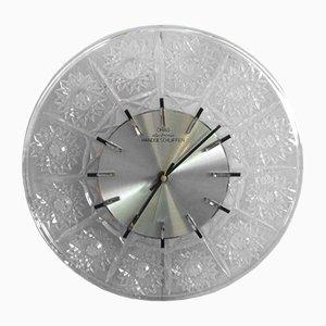 Reloj de pared alemán de OHAG, años 60
