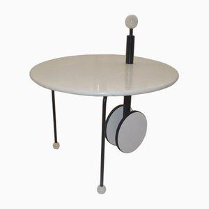 Tavolino da caffè postmoderno di Michele De Lucchi, Italia, anni '80