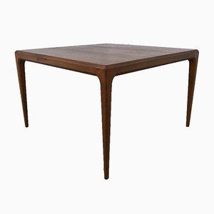 Teak Coffee Table by Johannes Andersen for Silkeborg, 1960s