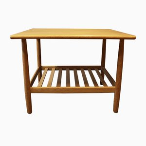 Table Basse en Chêne de Vitzé, 1960s